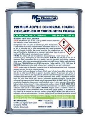 MG Chemicals-419D-4L-