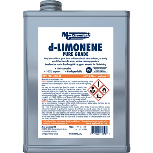 MG Chemicals-433-4L-