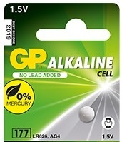 GP Batteries-177-Battery pile LR626 AG4