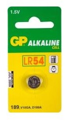 GP Batteries-189-LR54 V10GA