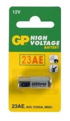 GP Batteries-23AE-MN21 V23GA A23