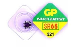 GP Batteries-321-SR616SW